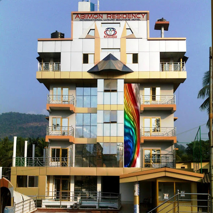 Abimon residency luxury boutique hotel in mookambika for International boutique hotels